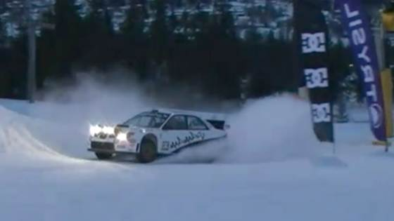 DC ALL IN Trysil 2011