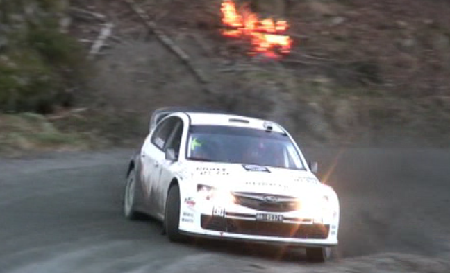 NM R4 Rally Sørland 2010