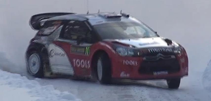 WRC R1 Swedish Rally 2011