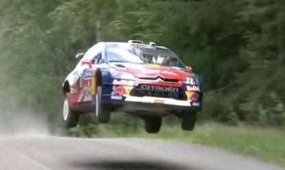 WRC R8 Rally Finland 2010
