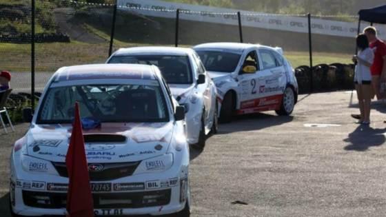 Subaru Cup Race 1 @ Rudskogen