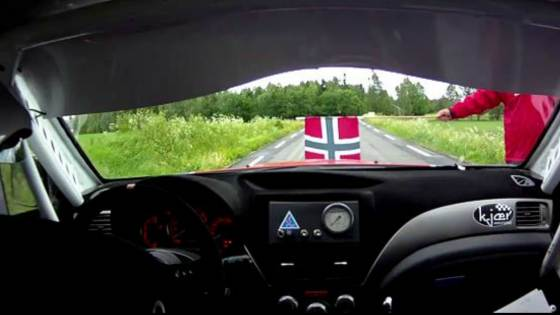 Rally Trøgstad SS5