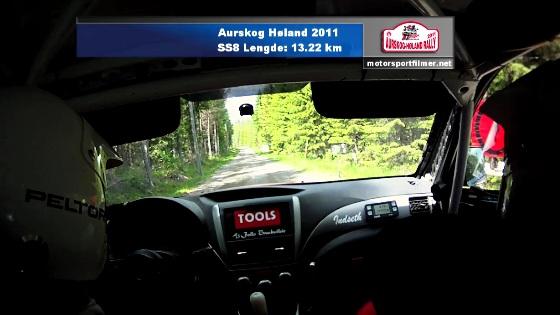 Aurskog Høland Rally SS8