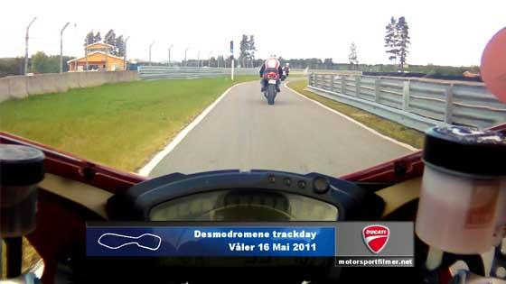 Vålerbanen Ducati 1198S
