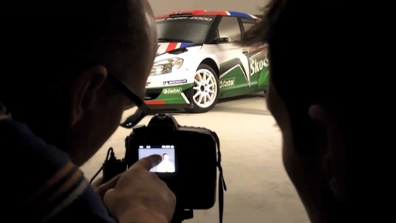 Andreas Mikkelsen Pre-season photoshoot