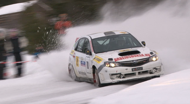 NM R1 Mountain Rally Norway 2012
