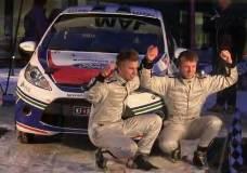 Rally Elverum 2012 – Larsen/Eriksen victory!