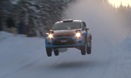 Rally Finnskog 2012