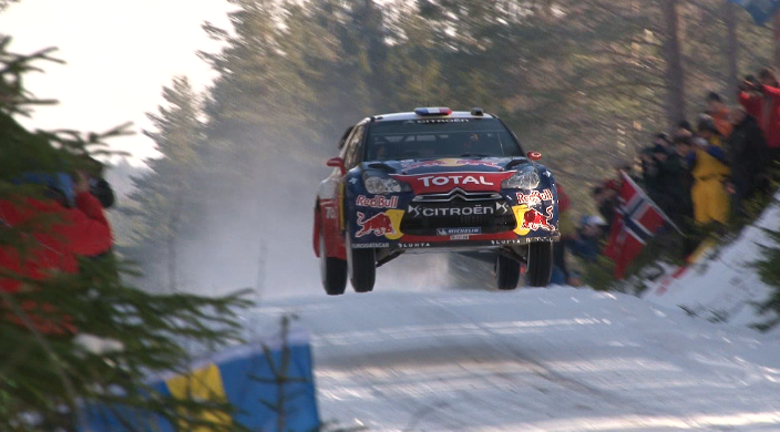 Best Of Swedish Rally 2012
