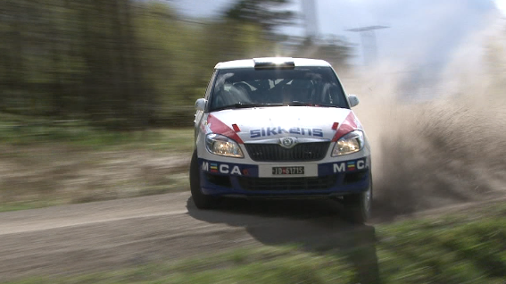 NM R3 Rally Sørland 2012