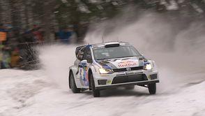 Swedish Rally 2013 Shakedown