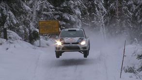 Swedish Rally 2013 Highlights