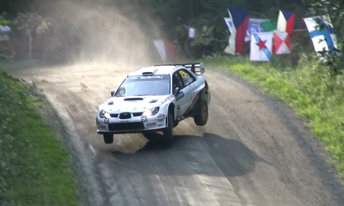 Mads Østberg – The Subaru Era