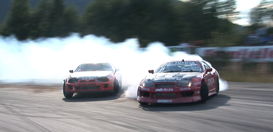 Norwegian Powerdrift Series – R4 Vinjarmoen 2013