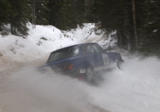 Rally Finnskog 2014 NM R3