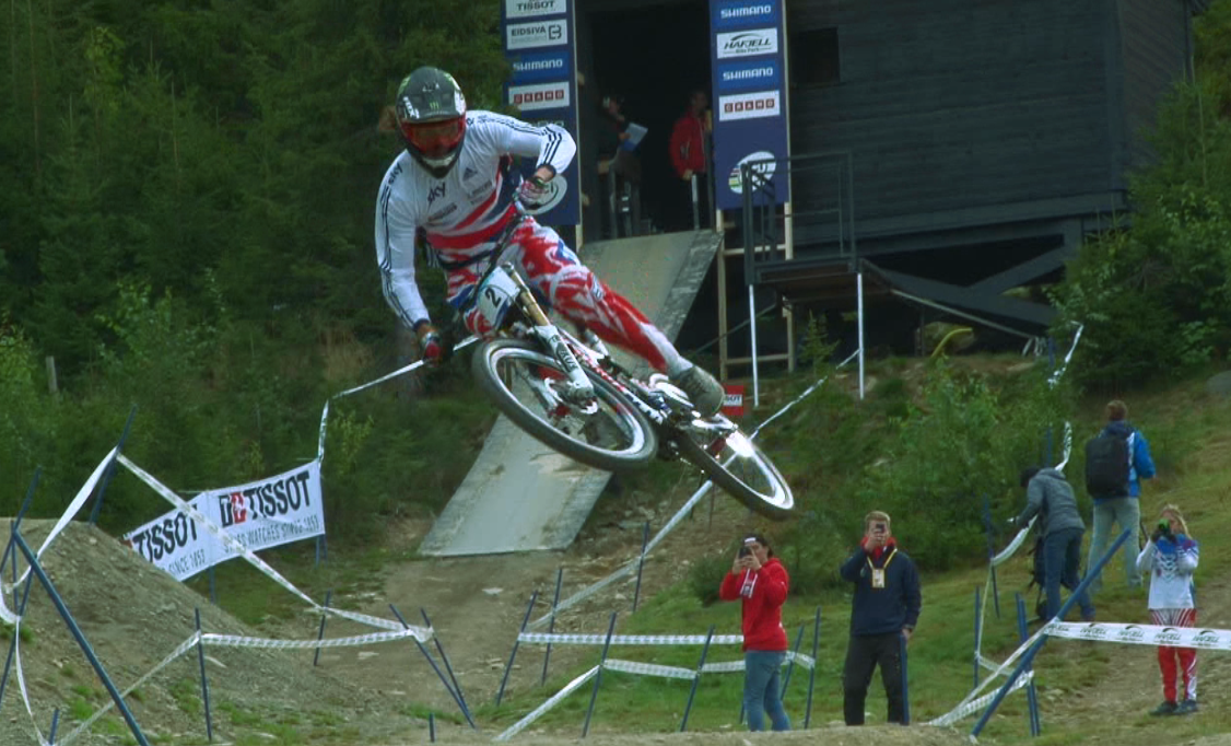 Hafjell Downhill World Champs 2014 – Motorsportfilmer.net