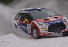 Anders Grøndal – Citroën DS3 R5 Numedal Test 2015 – Motorsportfilmer.net