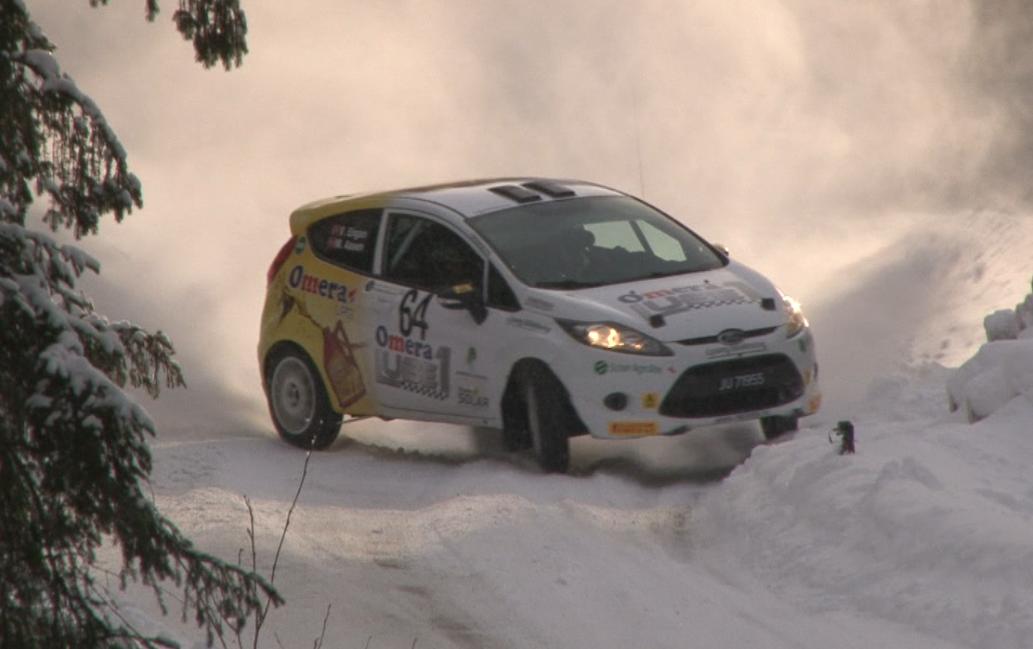 Rally Hadeland 2015 – Motorsportfilmer.net