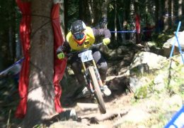 Downhill NM Hafjell 2016
