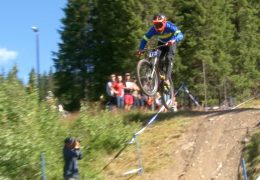 Scandinavian Downhill Cup Hafjell 2017