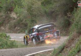 WRC Rally RACC Catalunya 2018