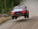 WRC Rally Finland 2019